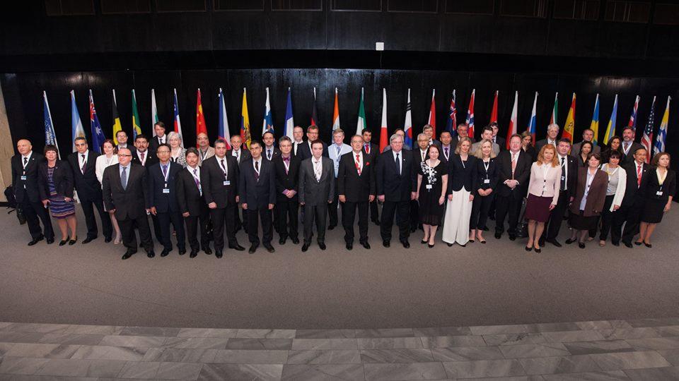 Delegația României la a XXXVIII-a Reuniunea Consultativă a Tratatului Antarcticii