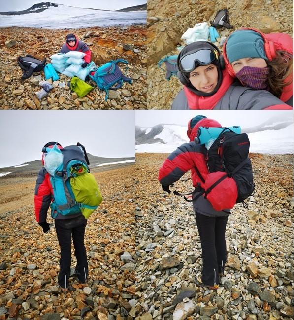 ROICE Team Antarctica 2020