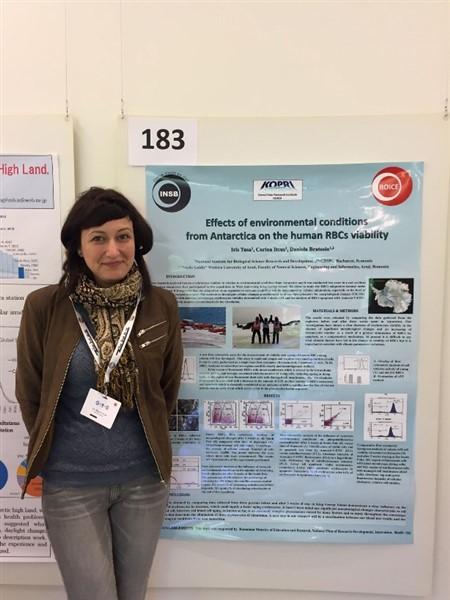 POLAR 2018 PhD. Iris Tusa