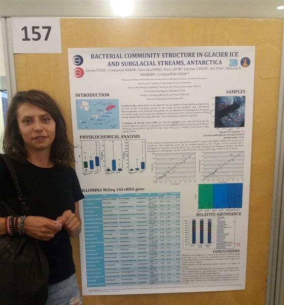 POLAR 2018 PhD. Corina Itcus