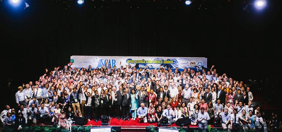 SCAR 2018 Group