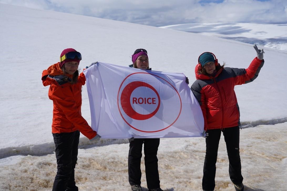 ROICE Team Flag 2020