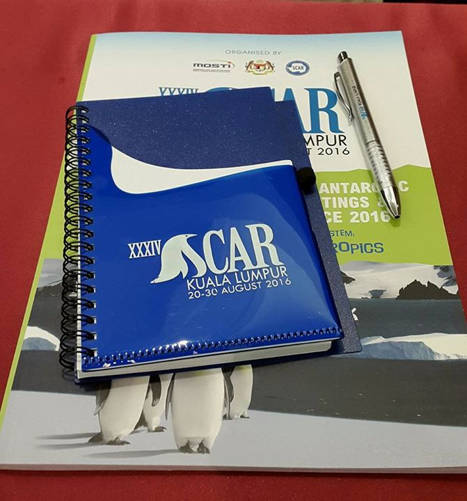 SCAR 2018